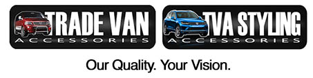 Trade Van Accessories and TVA Styling - Our Quality. Your Vision.
