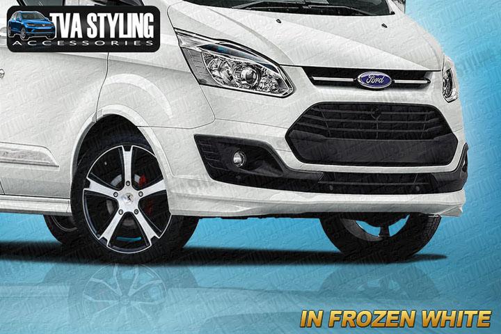 Ford Transit Custom Bodystyling Ford Custom Spoilers