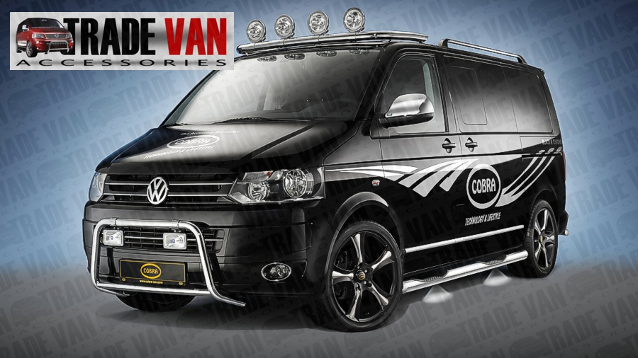 vw t6 led side bars volkswagen transporter side styling tva styling. Black Bedroom Furniture Sets. Home Design Ideas