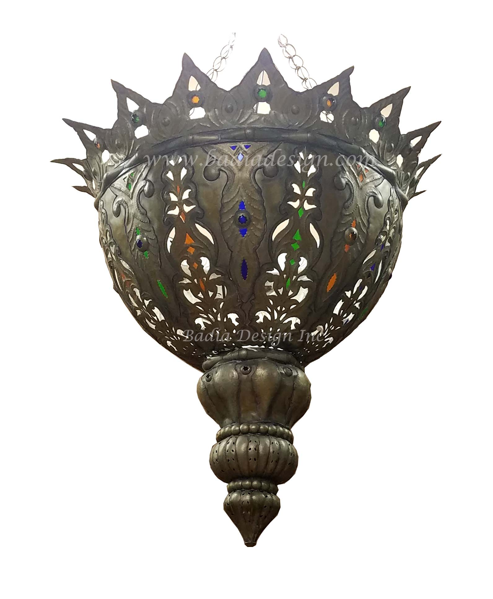 moroccan-brass-chandelier-with-multi-color-glass-ch196.jpg