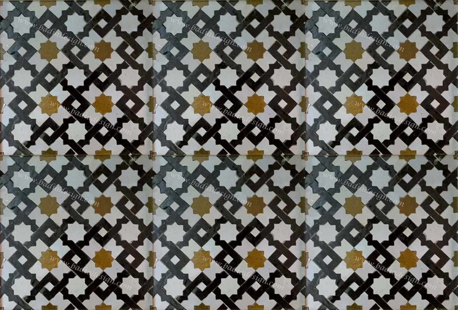 Moroccan Mosaic Tile