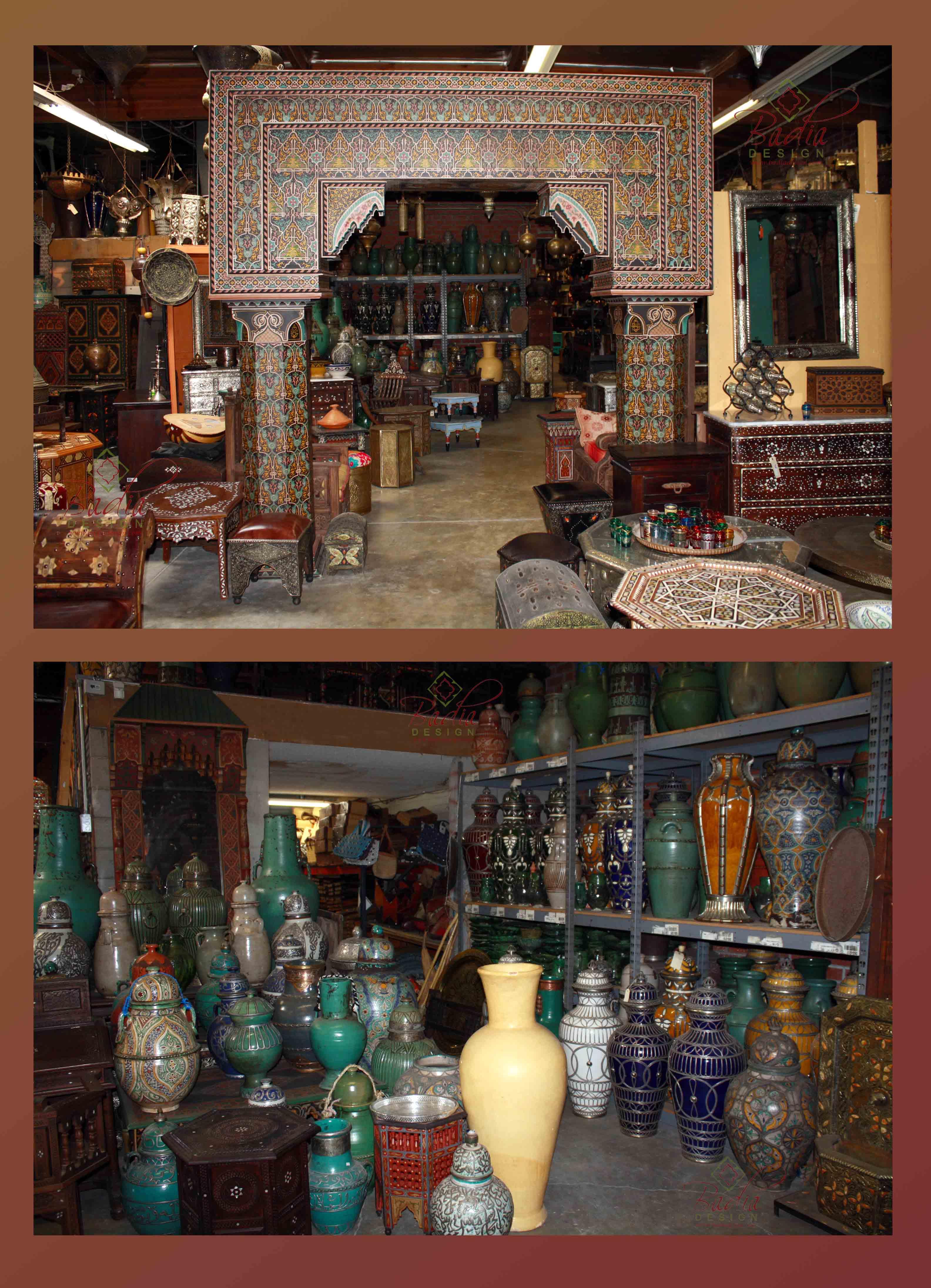 Moroccan Party Prop Rentals Los Angeles From Badia Design Inc.