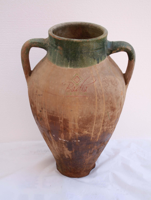Vintage Clay Jar