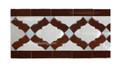 Moroccan Mosaic Border Tile - BT002