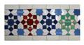 Moroccan Mosaic Border Tile - BT003