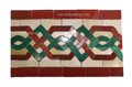 Moroccan Mosaic Border Tile - BT005
