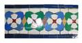 Moroccan Mosaic Border Tile - BT006