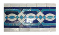 Moroccan Mosaic Border Tile - BT007