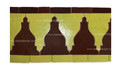 Moroccan Mosaic Border Tile - BT013