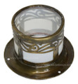 Brass Candle Holder HD073