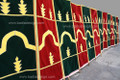 Moroccan Tent Wall Cover WC001