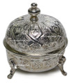 Silver Plated Sugar Container HD118