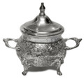Silver Plated Sugar Container HD119