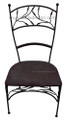 Wrought Iron Chair IC20