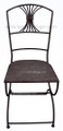 Wrought Iron Chair IC23