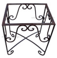 Wrought Iron Table Base TB7