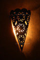 Rustic Iron Wall Sconce WL103