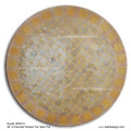 39 Inch Mosaic Tile Round Table Top MTR311