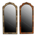 Rectangular Shaped Camel Bone Mirror - M-CB009