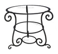 Round Wrought Iron Table Base - TB18