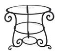 Round Wrought Iron Table Base - TB18