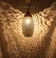 Moroccan Brass Lantern - LL091