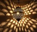 Moroccan Brass Lantern - LL092