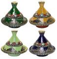 Moroccan Metal and Bone Tajine - TJ115