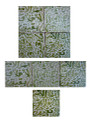 Moroccan Hand Painted Tiles - CT026