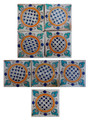 Hand Painted Tiles - CT041