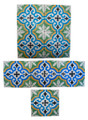 Hand Painted Cement Tiles - CT044