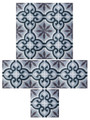 Hand Painted Cement Tiles - CT047