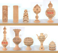 Tunisian Terracotta Clay Decor - CER025