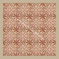 Hand Painted Cement Tile - CT060