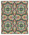 Moroccan Fez Tile - FT011