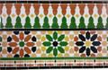 Moroccan Fez Border Tile - FT014