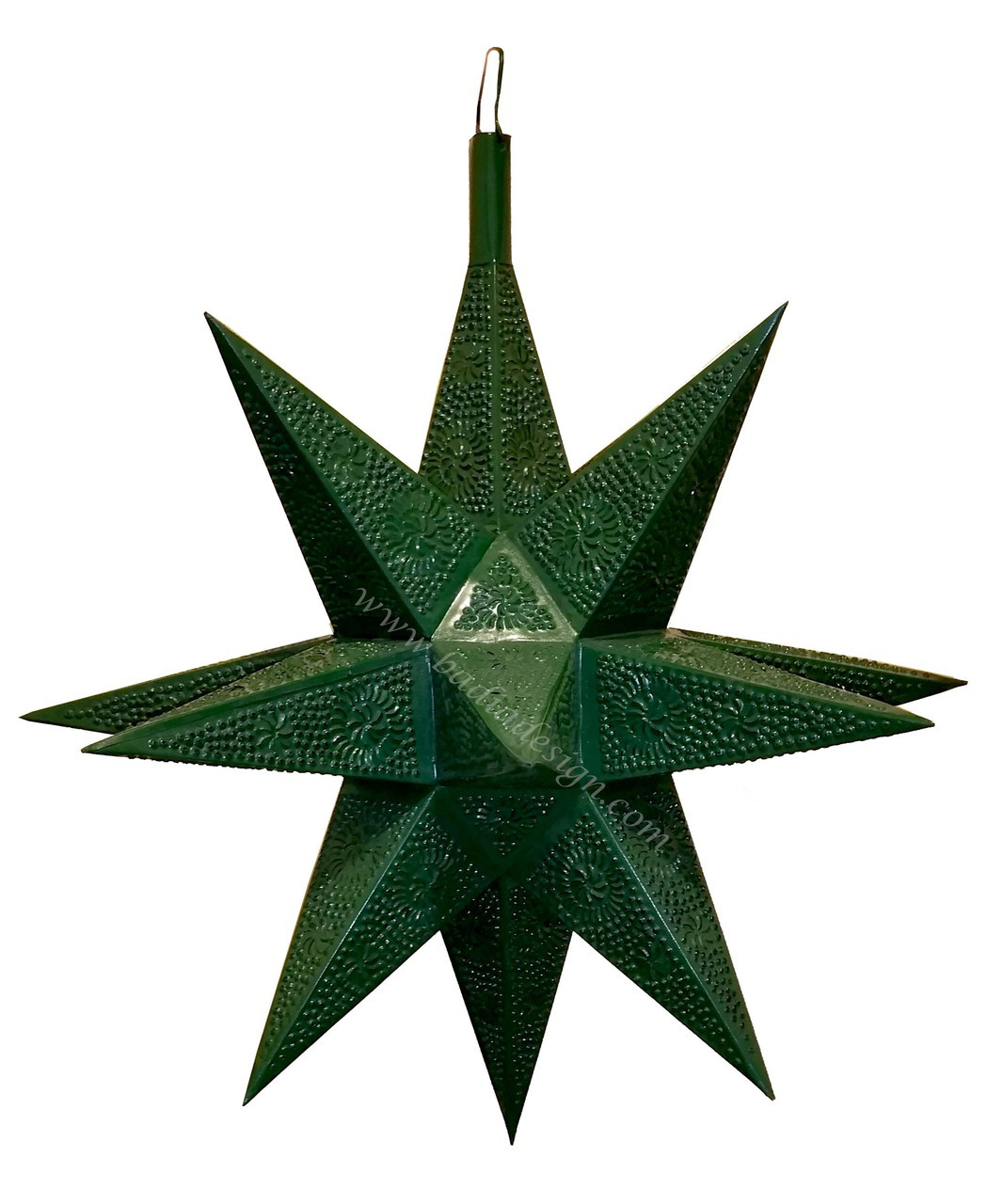 Moroccan Star Lantern
