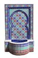 Moroccan Mosaic Tile Water Fountain - MF628