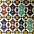 Moroccan Mosaic Tile - TM033