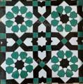 Moroccan Mosaic Tile - TM034