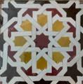 Moroccan Mosaic Floor Tile - TM042
