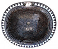 Moroccan Mosaic Sink Top MS003