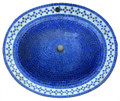 Moroccan Mosaic Sink Top MS004
