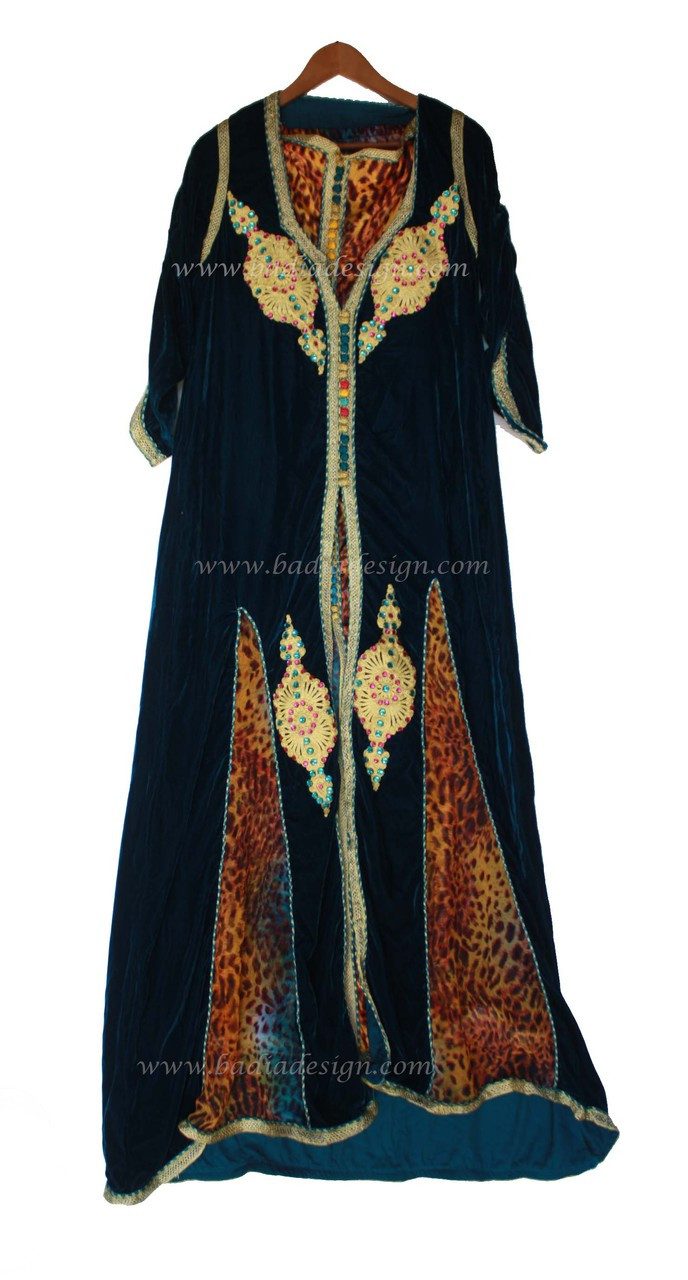 Moroccan Wedding Kaftan For Women And Men Badia Design Inc