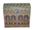 Hand Painted Wooden Trunk - HP-T001