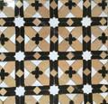 Moroccan Mosaic Floor Tile - TM043