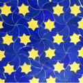 Moroccan Mosaic Floor Tile - TM044