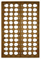 Moroccan Mousharabieh Wood Panel - WPN-005