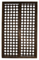 Moroccan Mousharabieh Wood Panel - WPB-004