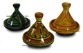 Hand Painted Tajine - TJ001